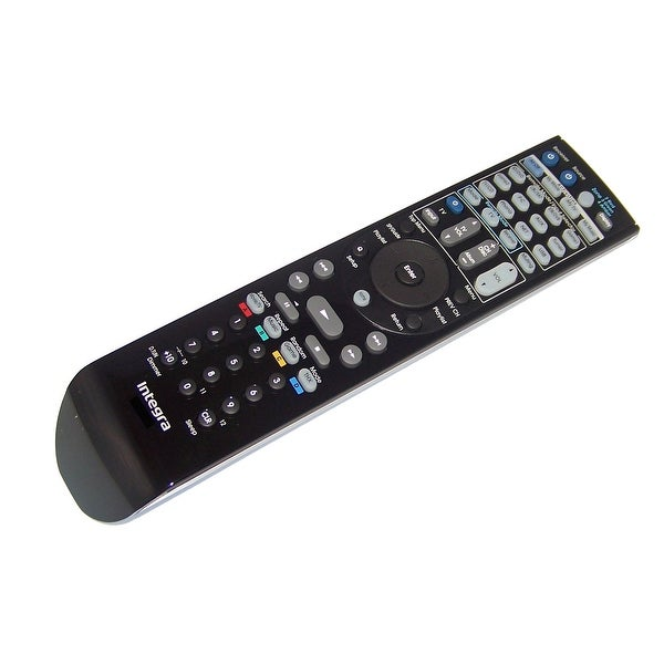 NEW OEM Intregra Remote Control Originally Shipped With: DTR-70.4, DTR70.4