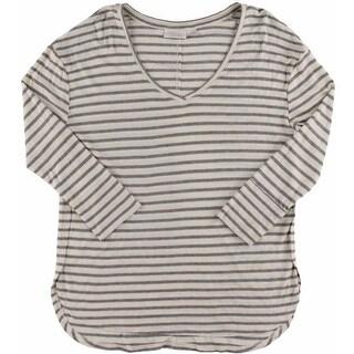 Nordstrom Lingerie Womens Modal V-Neck Sleep Shirt - XL
