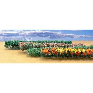 Green Blossom Blended Flower Hedges 8/Pkg-