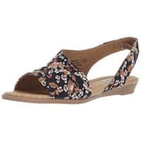 Not Rated Women's Shanna Wedge Sandal - 8.5