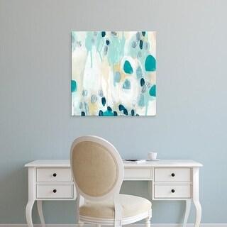 Easy Art Prints June Erica Vess's 'Sky Pebbles IV' Premium Canvas Art