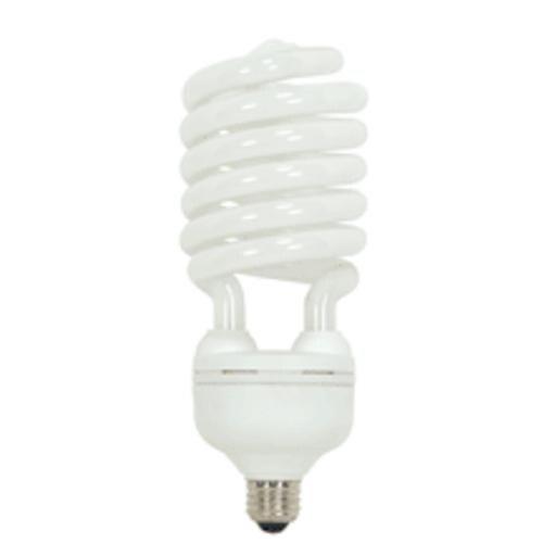 Shop Satco S7388 Mogul Base T5 Spiral Compact Fluorescent Bulb 65W 4100K