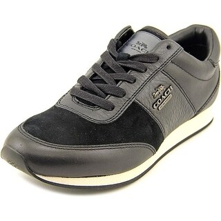 Coach Womens Raylen Low Top Lace Up Fashion Sneakers