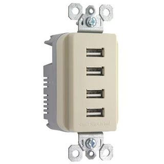 Pass And Seymour Quad Usb Charger, Ivory|https://ak1.ostkcdn.com/images/products/is/images/direct/e09e04ba8ffe313ca2d019f1641df5ccac905692/Pass-And-Seymour-Quad-Usb-Charger%2C-Ivory.jpg?impolicy=medium
