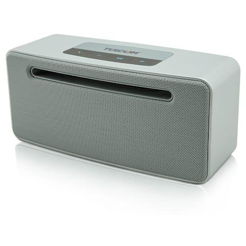Turcom X-Bass Bluetooth Speaker with Enhanced Boost and Premium Sound