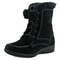 Sporto Maggie   Round Toe Leather  Winter Boot