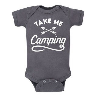 Take Me Camping - Infant One Piece