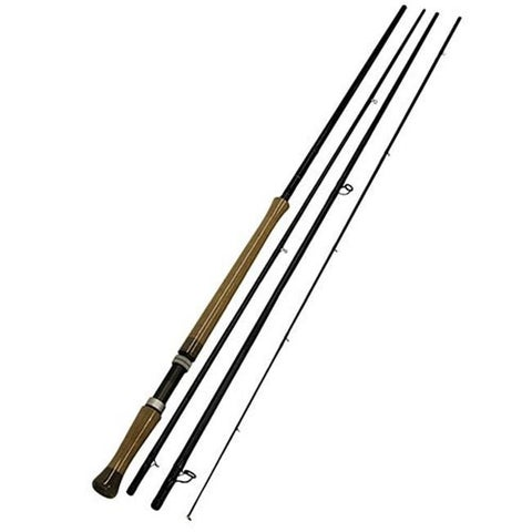 Fenwick 1365198 14 ft. & 9 by 10 wt Aetos Fly Rod - A14910-4 - 4 Piece