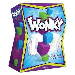 Wonky: The Crazy Cubes Card Game