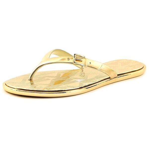 Michael Michael Kors Emory Flip Flop Open Toe Synthetic Flip Flop Sandal