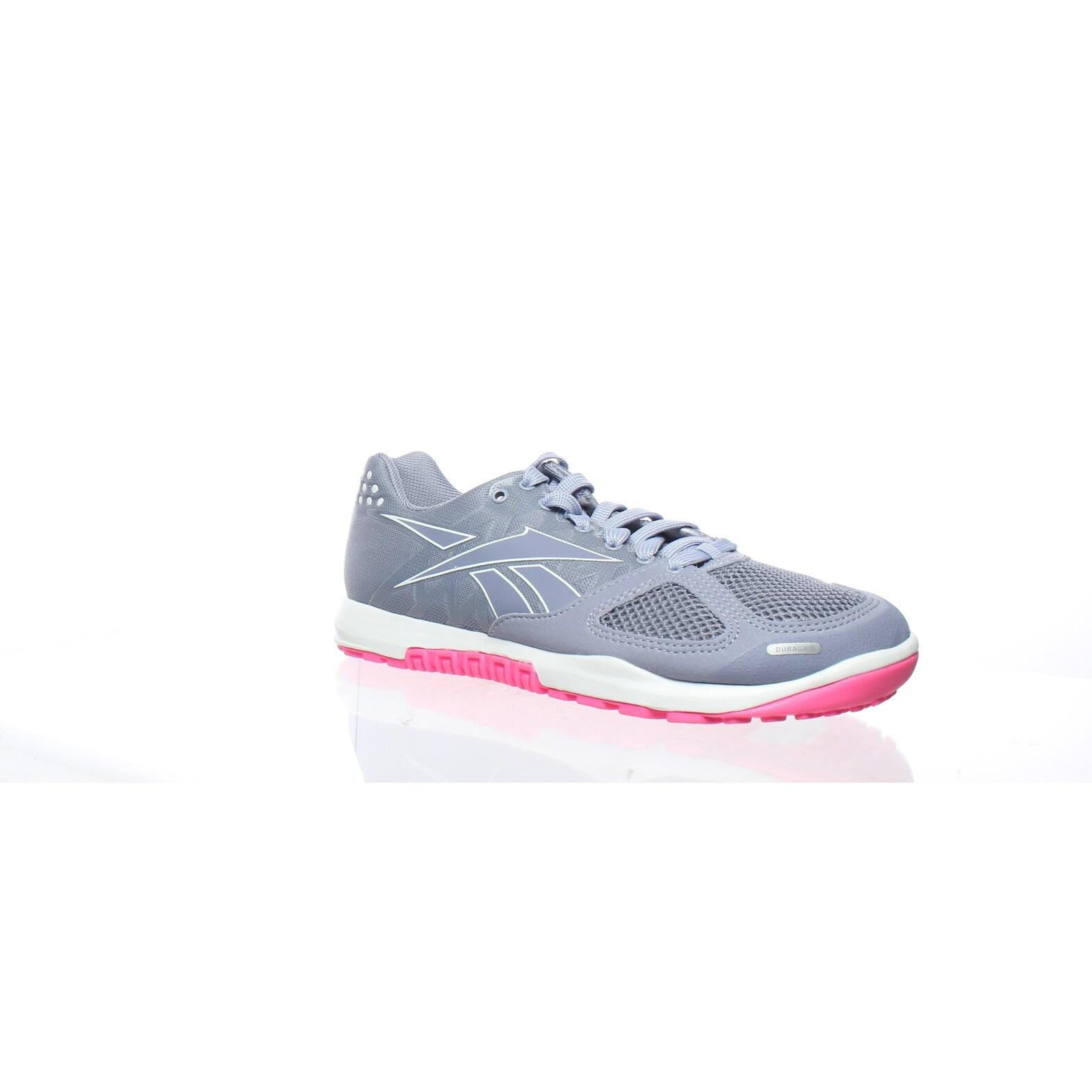 Reebok Womens Crossfit Nano 2.0 Purple Cross Training Shoes Size 6