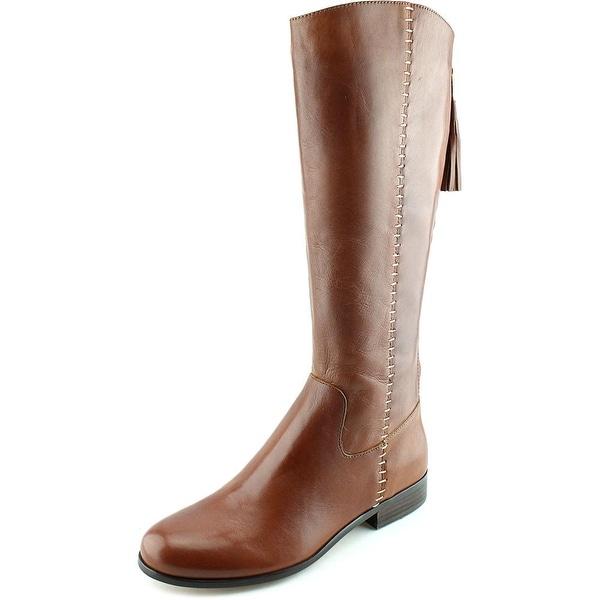 Corso Como Gotham Women  Round Toe Leather  Knee High Boot