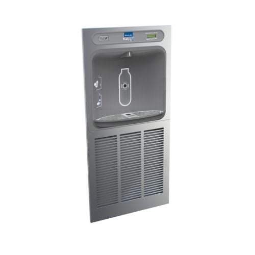 Elkay EZWSM8K EZH2O 8 GPH Wall Mount Fully Recessed Refrigerated Bottle Filler