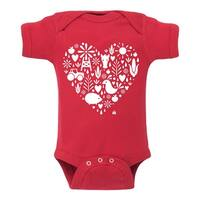 Farming Heart - Infant One Piece