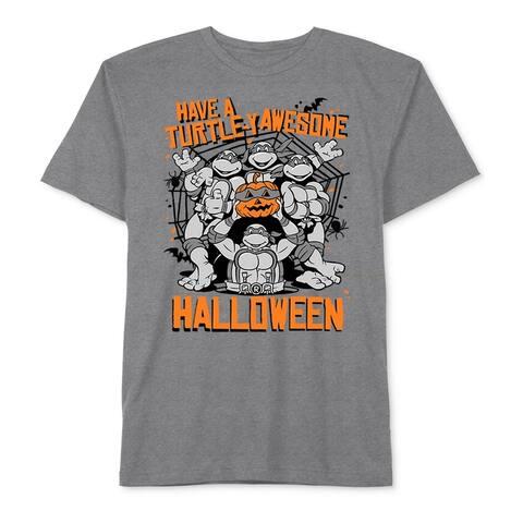 Nickelodeon Boys Halloween Tmnt Graphic T-Shirt - 2T