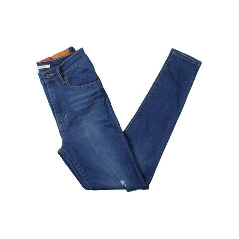 Levi's Womens Jeans Denim Mile High