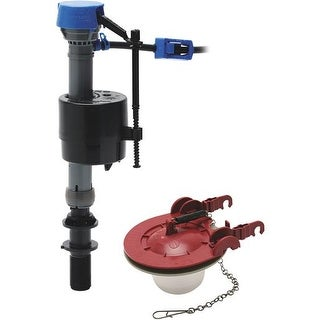 Shop Fluidmaster Toilet Tank Repair Kit 400carp5 Unit Box