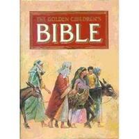 Golden Books 5205 Childrens Bible