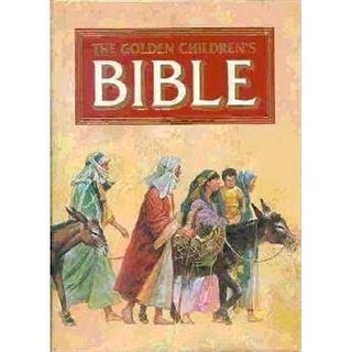 Golden Books 5205 Childrens Bible