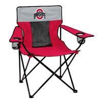 Logo Brands 191-12E Ohio State Elite Chair