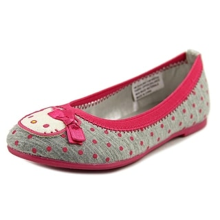 Hello Kitty darling Round Toe Canvas Flats