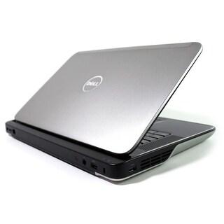 """Dell XPS 15 L502X 15.6"""" Refurb Laptop - Intel Core i5 2410M 2nd Gen 2.3 GHz 8GB 500GB DVD-RW Windows 10 Pro - Webcam, Grade B"""