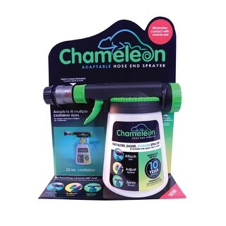 Hudson 36HE6 Chameleon Adaptable Hose End Sprayer, 32 Oz