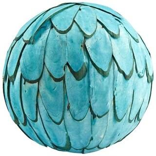 Cyan Design Fallon Filler 5 Inch Diameter Bowl and Vase Filler Made in India - n/a