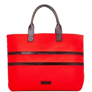 Dooney & Bourke Brooklawn Tote (Introduced by Dooney & Bourke at $328 in Jan 2016) - Red