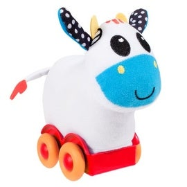 Sassy Pull N' Roll Toy, Cow
