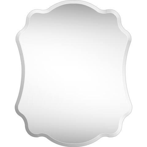 Ashley Wall Mirror - Clear