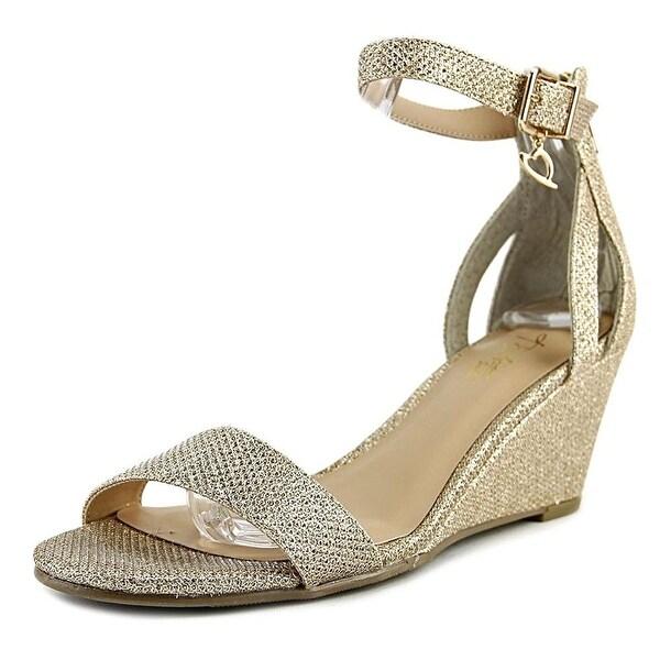 Thalia Sodi Womens areyanaf Open Toe Ankle Strap Classic Pumps