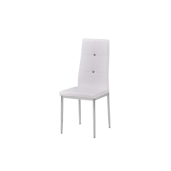 Best Master Furniture Modern Upholstered Side Chairs (Set of 2). Opens flyout.