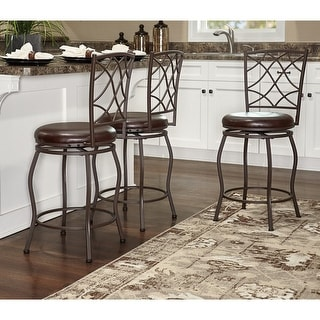 Link to Eric Adjustable Stool Set of Three Similar Items in Dining Room & Bar Furniture
