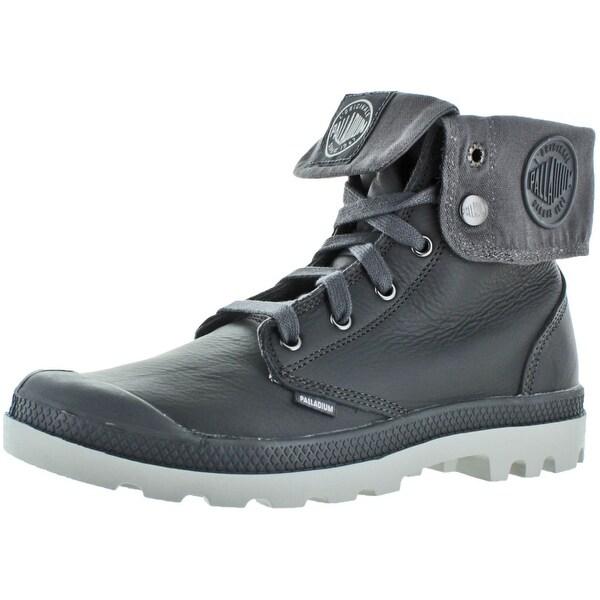 Palladium Men's Baggy VL Combat Ankle Boots