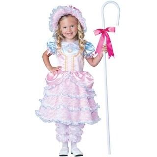 InCharacter Little Bo Peep Toddler Costume - Pink