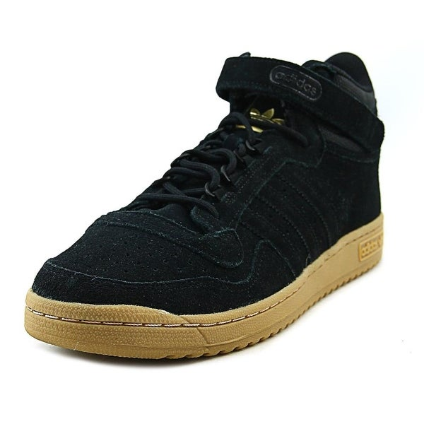 b6cec8927 Shop Adidas Concord II Mid Men Synthetic Black Fashion Sneakers ...