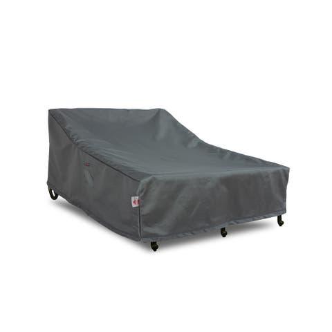 "Chaise Lounge 73"" Wide Cover - Shield Titanium"