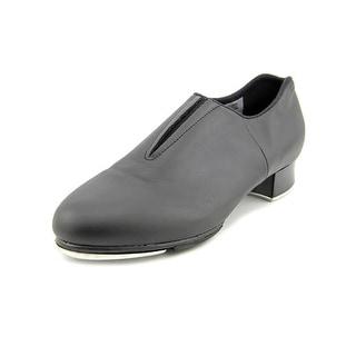 Bloch Tap-Flex Slip On Round Toe Leather Dance