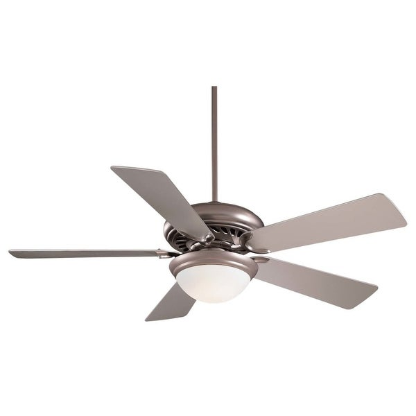 """MinkaAire Supra 52 Uni-Pack Supra 52"""" 5 Blade Ceiling Fan - Light, Handheld Remote Control and Blades Included - n/a"""