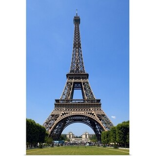 """Eiffel Tower, Paris, France"" Poster Print"