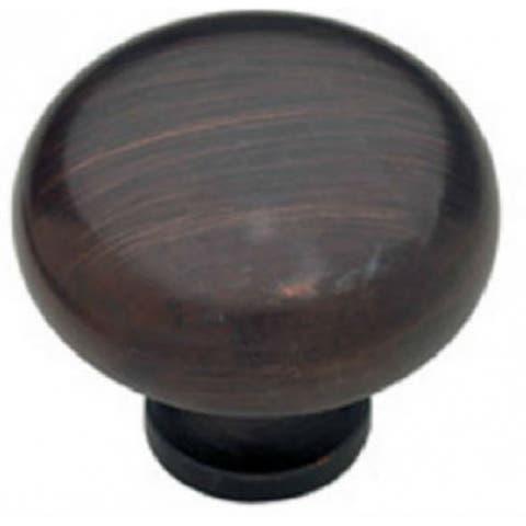"Liberty P50150H-VBR-C Round Cabinet Knob, 1-1/4"", Venetian Bronze"