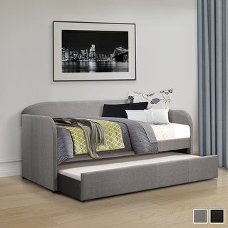 Link to Tiana Upholstered Daybed with Trundle Similar Items in Kids' & Toddler Furniture