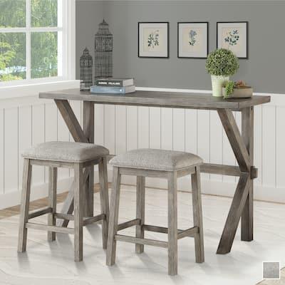 Summerdale 3-Piece Counter Height Dining Set