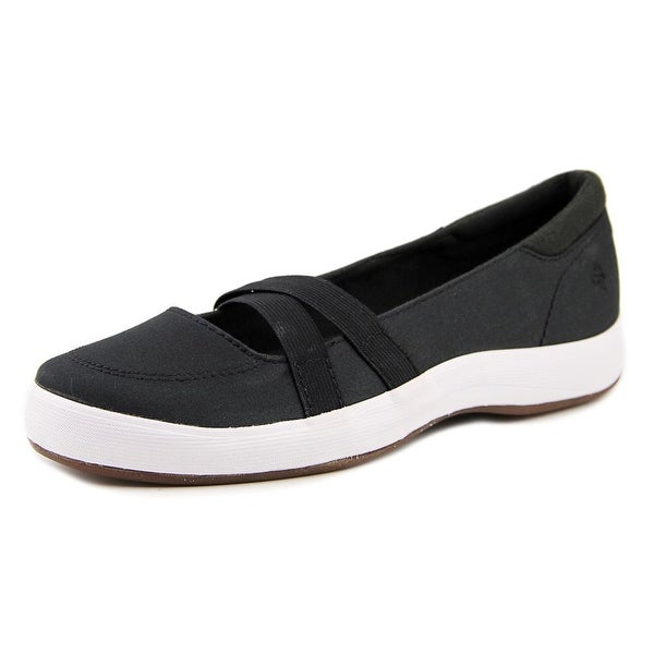 729290cb99b8a Shop Grasshoppers Juniper W Round Toe Canvas Mary Janes - Free ...