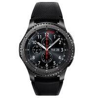 Samsung SM-R760NDAAXAR Gear S3 Frontier Dark Gray Watch