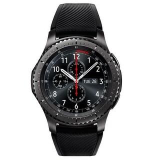 Samsung SM-R760NDAAXAR Gear S3 Frontier Dark Gray Watch