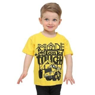 Boys Juvy Tonka Tough T-Shirt