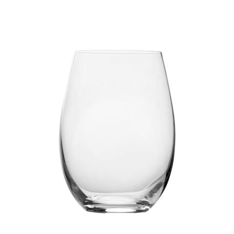 Mikasa 'Stiletto' 18.75 oz. Stemless Wine Glass (Set of 6)