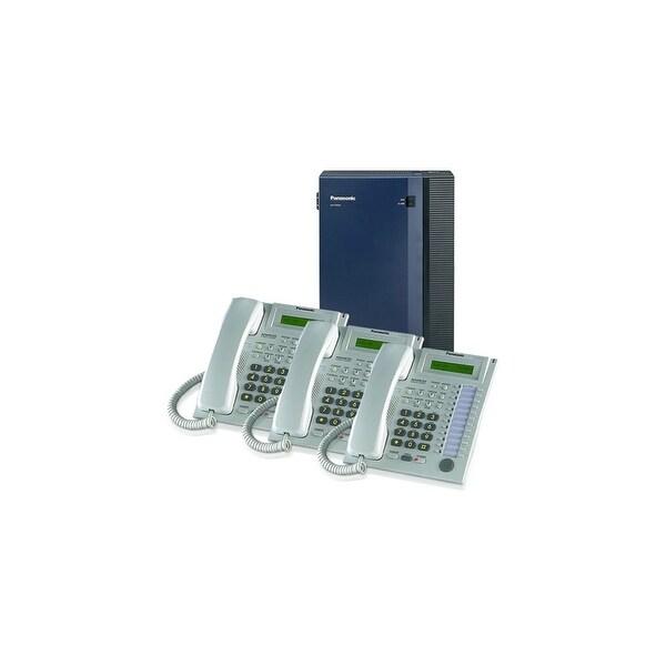 Panasonic KX-TDA50G-7731W Hybrid IP PBX System